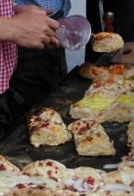 Pizzabrot auf Bayerisch (1)