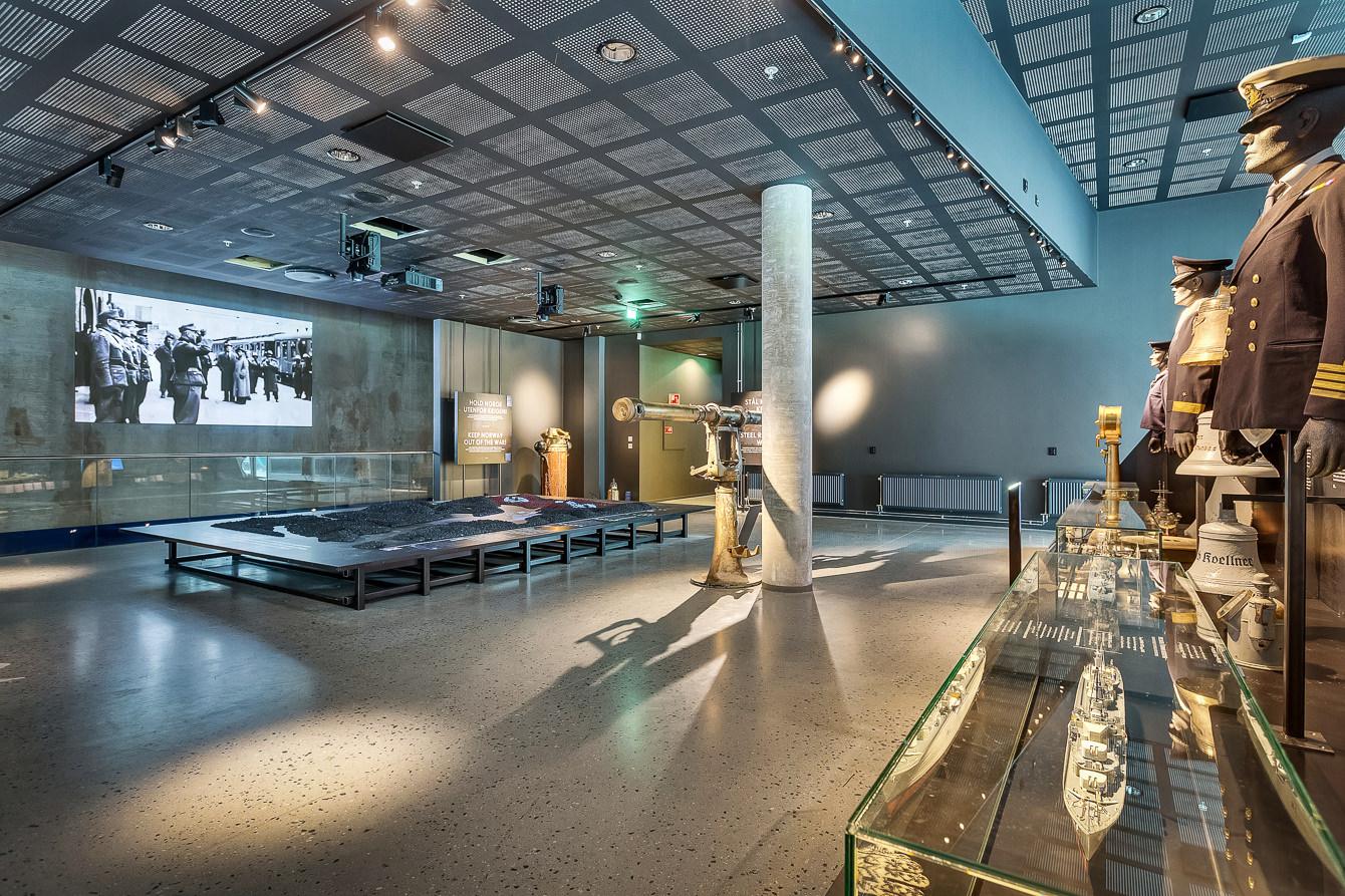 Short introduction to Narvik War Museum  Narvik Krigsmuseum