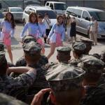 South Korea Marines hour from Seoul and on North's doorstep