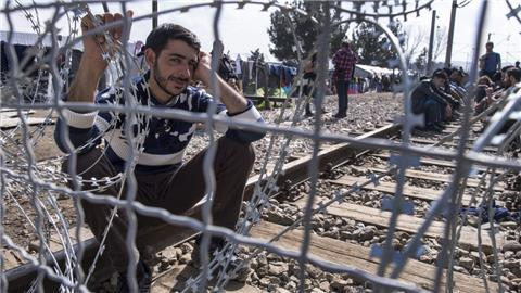 Young Muslim Refugee men, rapists, jihadists, character in question