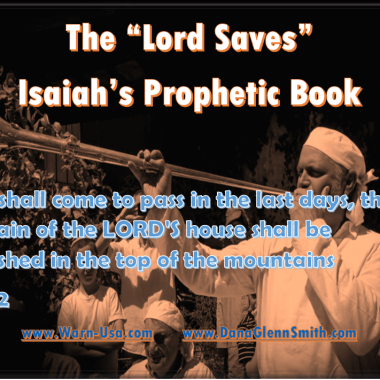 Shake the Heavens Isaiah's Prophetic Book Pt20 on Battle Lines image article