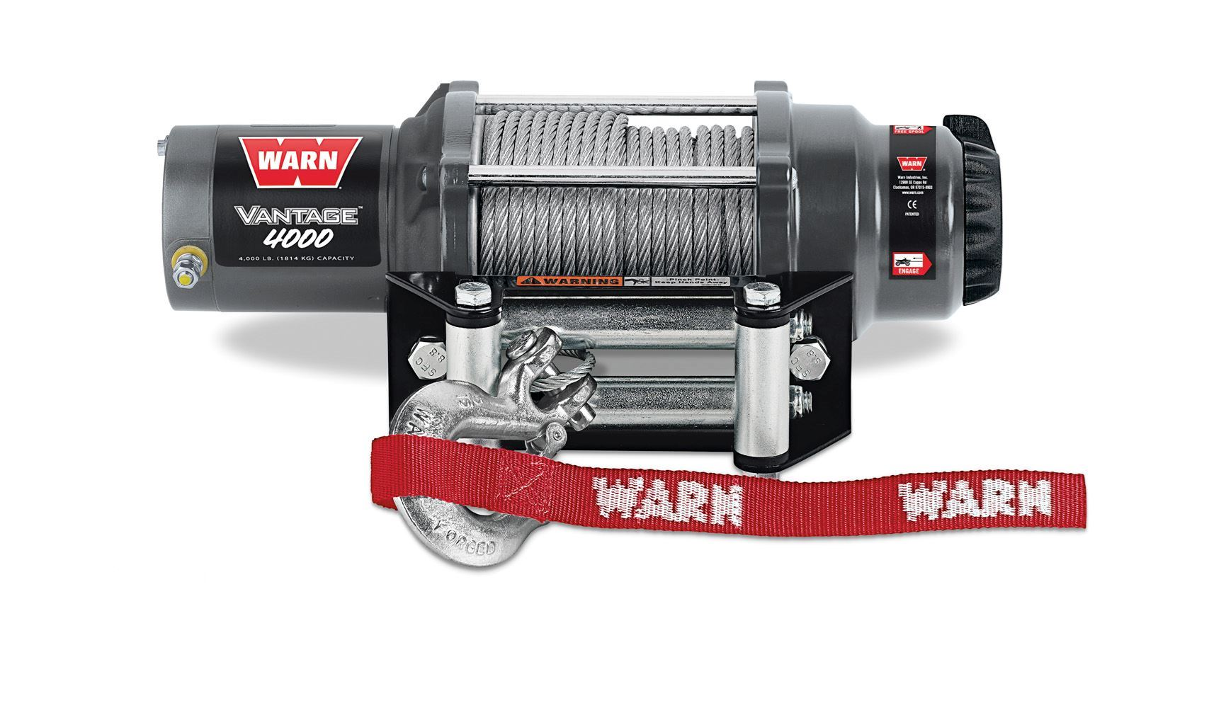 hight resolution of vantage 4000 winch warn industries go prepared rh warn com warn winch 9000 wiring diagram warn a2000 winch wiring diagram