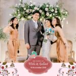 Foto Booth Wedding Terbaik ala Warna Indonesia Photo 2020