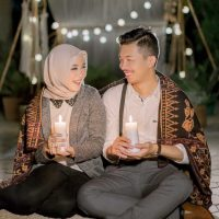 foto prewedding outdoor Jogja