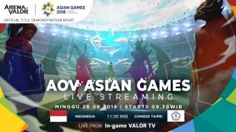 AOV Asian Games