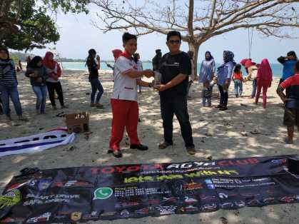 Independence day family gathering tac lampung