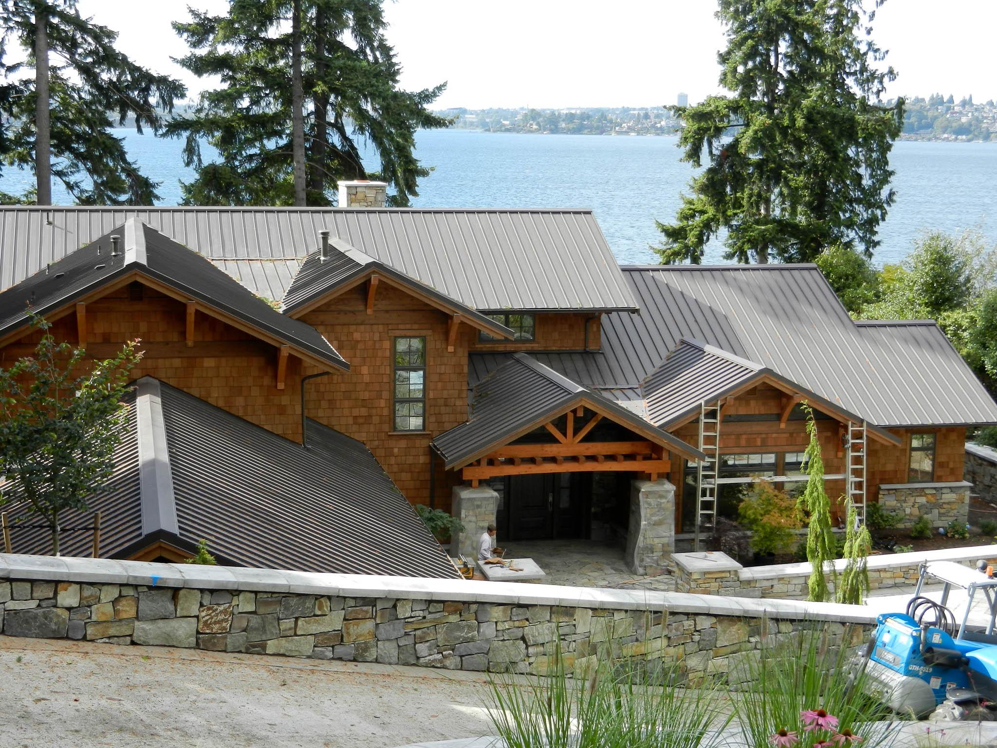 metal roofing emergency roof repair
