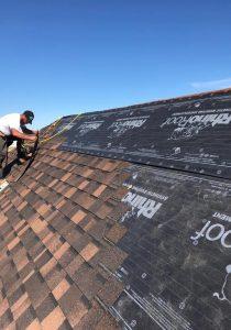 Warner roofing contractors
