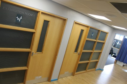 Examination Room Hire