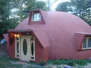 Monolithic Dome Home Lakemont, ga