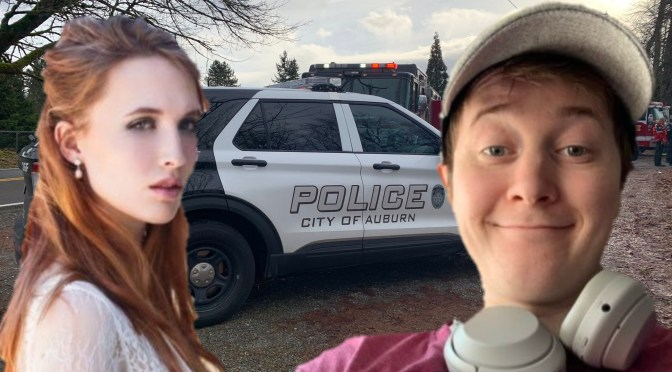 Is Auburn PD protecting a Youtuber?