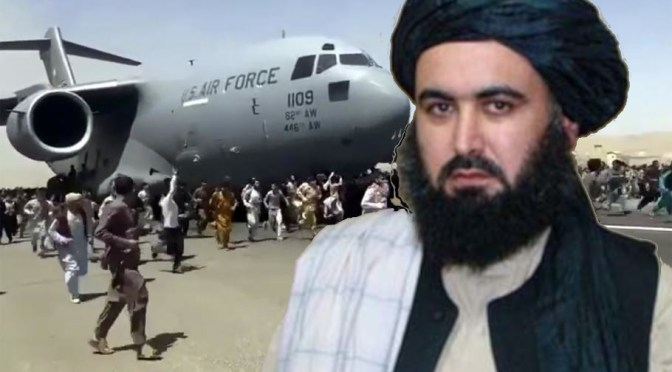 Afghanistan: america turns its back