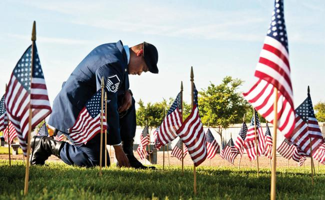 Memorial Day An Intensely Personal And National Holiday