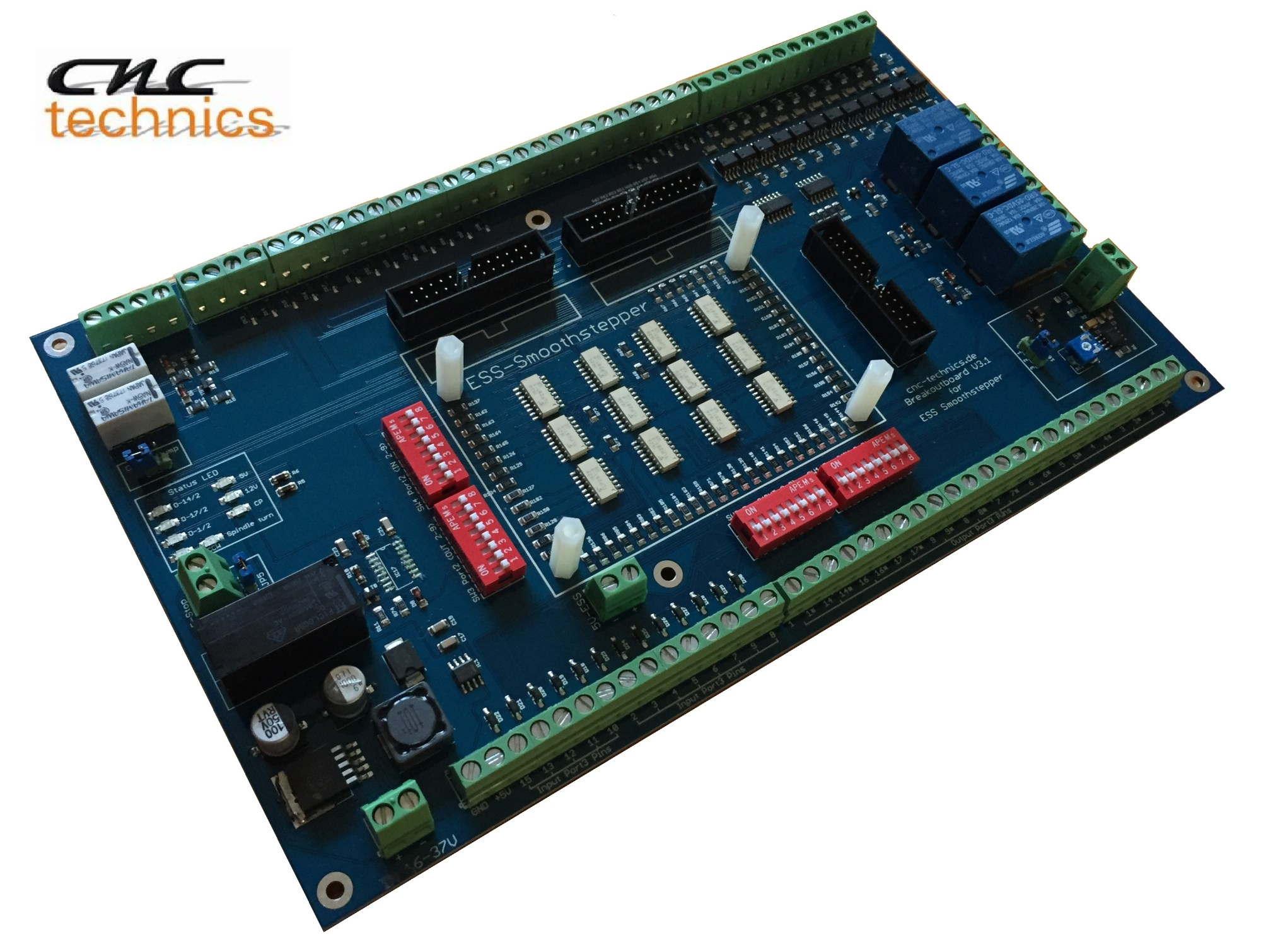 hight resolution of breakout board for smoothstepper original technical specifications