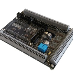 the new mb3 is the continued development of the mb series of breakout boards it keeps the best features of its predecessors mb1 and mb2 plus it allows all  [ 1200 x 899 Pixel ]