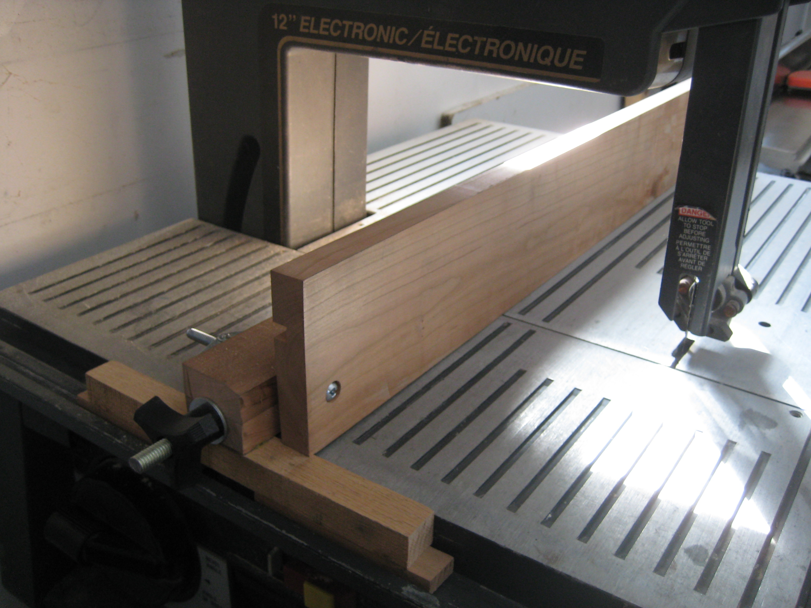 PDF Band Saw Fence Jig Plans DIY Free Wooden Wheels For