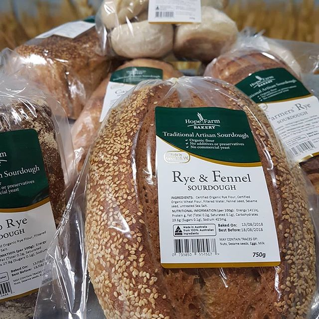 Good bread is hard to come by … stock up this Saturday and put some in the freezer! Thanks for baking the good loaves @hopefarmbakery