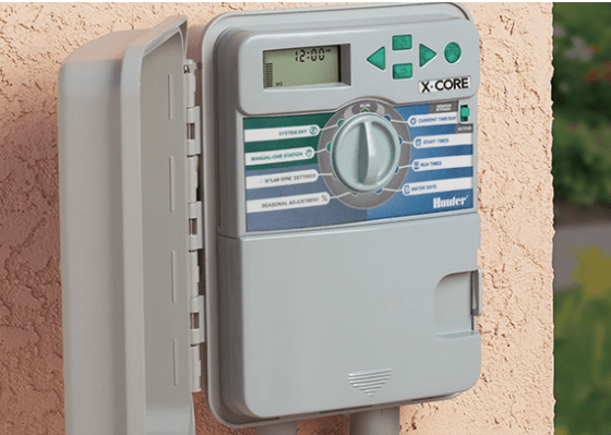 HUNTER XC 6 STATION OUTDOOR CONTROLLER