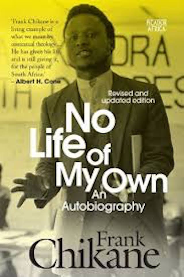 No Life Of My Own (Frank Chikane)
