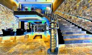 Lobby and Stairs Sol 3