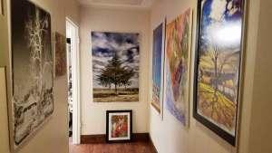 Studio-Hallway-Art