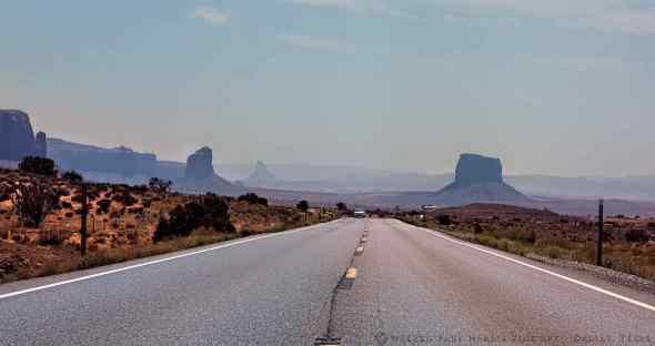 Monument Valley Haze