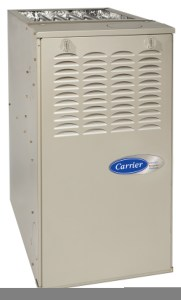 Carrier heater from Warren Heating and Cooling