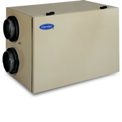 Carrier ventilation system from Warren Heating and Cooling