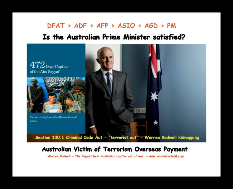 Is The Australian Prime Minister Satisfied