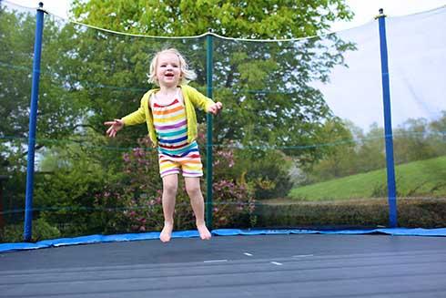 Trampoline Safety Tips | Warrenton & Linton Hall Pediatrics