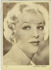 Glenda Farrell as Babe