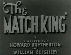 Warren William Stars in The Match King (1932)