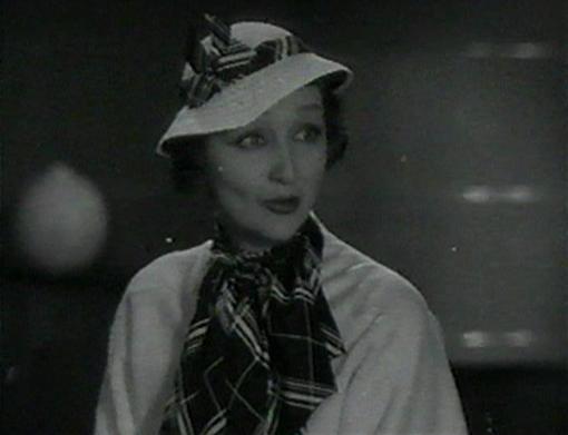 Hedda Hopper Skyscraper Souls