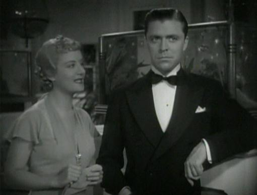 Dorothy Tree and Lyle Talbot