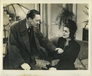 The Lone Wolf Meets a Lady (1940) Starring Warren William with Jean Muir