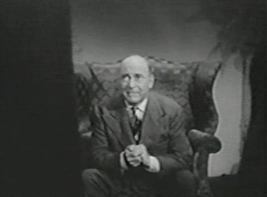 Eric Blore in Secrets of the Lone Wolf