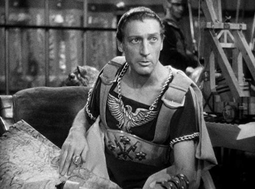 Warren William as Julius Caesar
