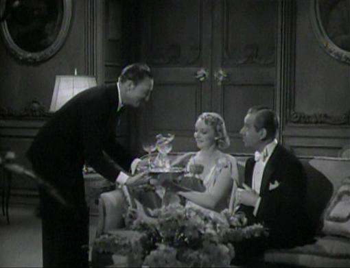 Warren William, Virginia Bruce, Melvyn Douglas