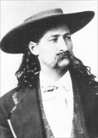 The real Wild Bill HIckok