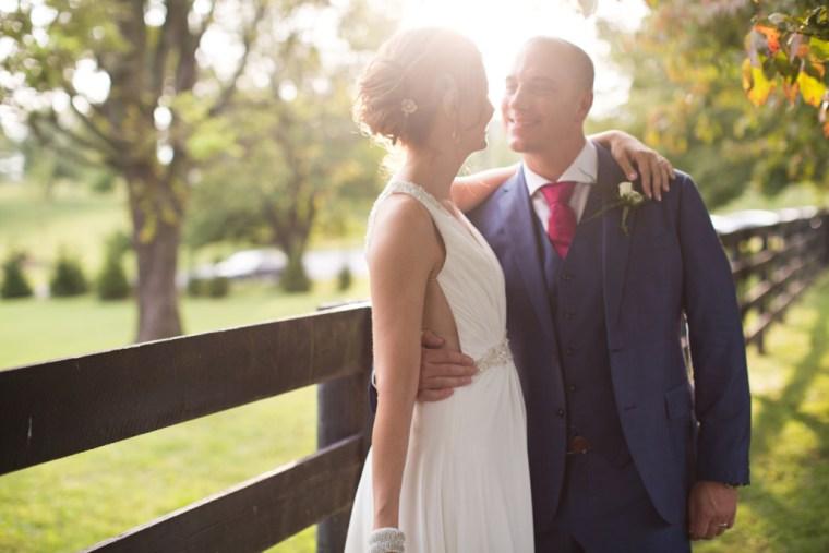 Kentucky summer estate wedding, Photo by Honey Heart Photography