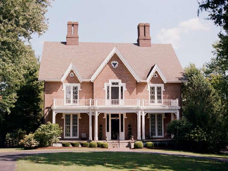 Warrenwood Manor - Central Kentucky Wedding Venue