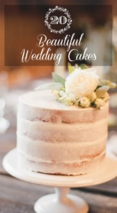 See the Warrenwood Manor blog for 20 beautiful wedding cakes