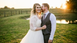 Rustic Elegant Fall Wedding at Warrenwood Manor