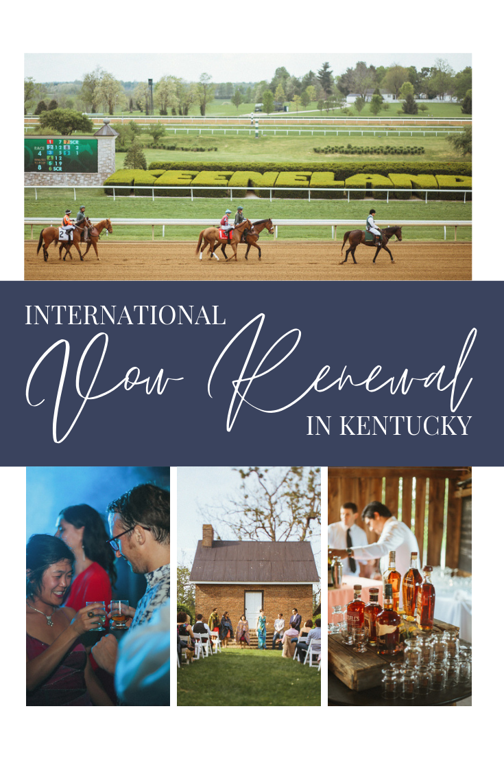 International Vow Renewal in Kentucky