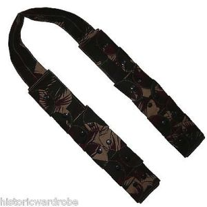 WW2 German Paratrooper Splinter Bandolier - Reproduction