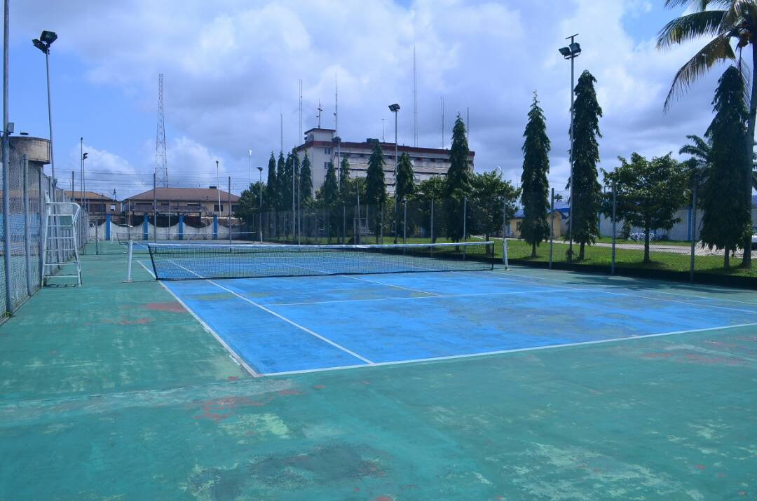 Health_ fitness and tennis at the Warri Club