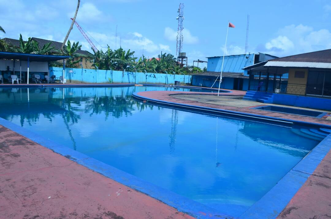 Olympic Sized Swimming Pool - Warri Club