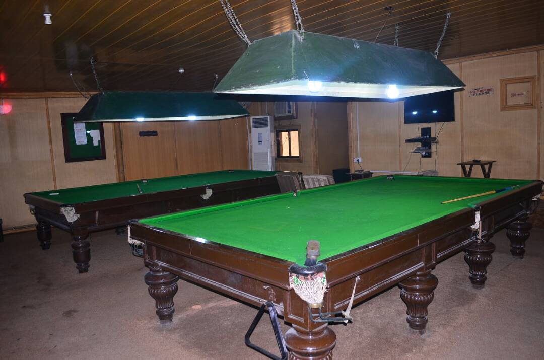 Two - for twice the fun - Billiards_ Snooker and Pool at the Warri Club
