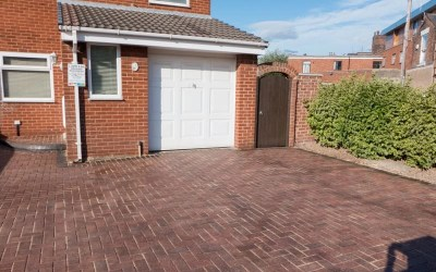 Why Block Paving is a great option for your Driveway