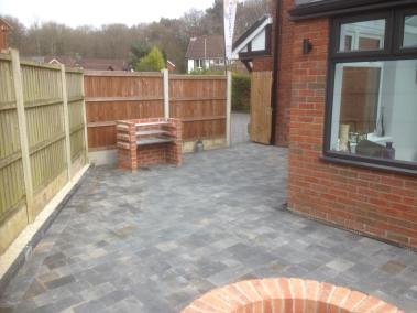 Patio Warrington